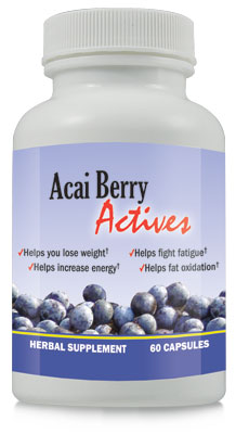 Acai Berry Actives
